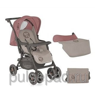 Bertoni Just4Kids Combi Beige Terracotta
