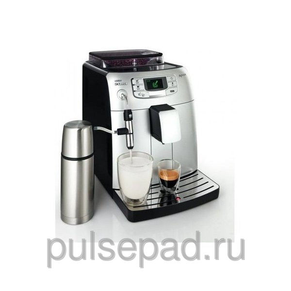 Кофеварка Saeco Intelia Evo Super-automatic espresso (HD8752/84)