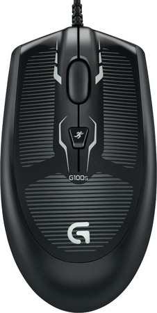 Logitech G100s Optical Gaming Mouse Black (910-003615)_ (эконом упаковка)