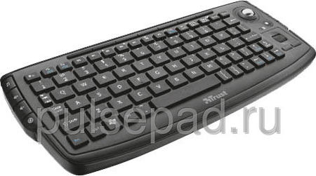 Клавиатура Trust Compact Wireless Entertainment Keyboard