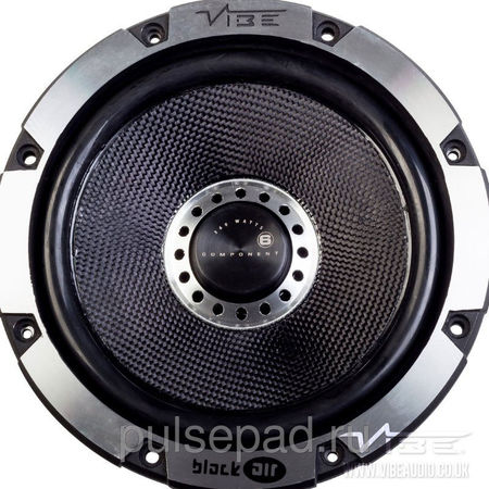 Акустика компонентная Vibe BlackAir 6 V1 Black Edition