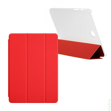"Goospery Soft Mercury Smart Cover Lenovo A5500 IdeaTab 8.0"" Red"