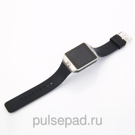 Умные часы UWatch Smart DZ09 (Silver)