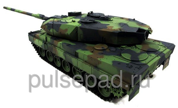 Танк Heng Long 1:16 German Leopard II A6 (HL3889-1PRO)