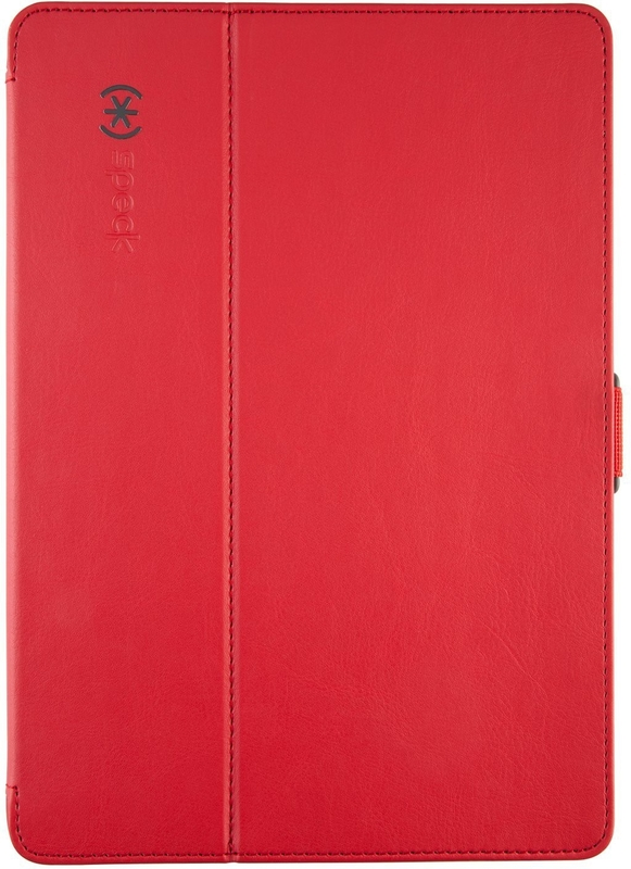 Обложка-подставка для планшета Speck StyleFolio iPad Air Dark Poppy Red/Slate Grey (SPK-A2249)