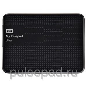 Жесткий диск WD My Passport Ultra WDBCGL0020BSL