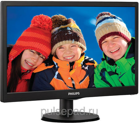 ЖК монитор Philips 223V5LSB