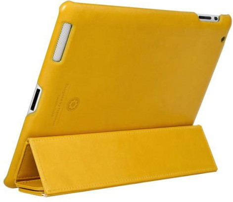 Teemmeet Smart Cover Yellow for iPad 4/iPad 3/iPad 2 (SM03060301)