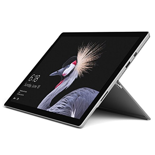 microsoft surface pro 2017 intel core m3 128gb 4gb ram. Black Bedroom Furniture Sets. Home Design Ideas