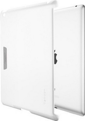 SGP Case Ultra Thin Series Infinite White for iPad 4/iPad 3 (SGP09146)