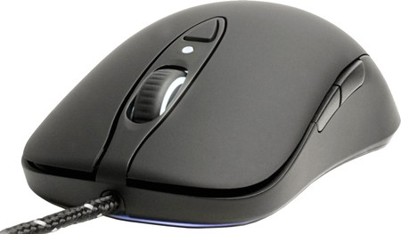 Мышь SteelSeries Sensei [RAW] Rubberized Black (62155) (Original Factory Refurbished)