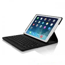 Чехол з клавиатурой Incipio STENO™ Hard Shell Ultra Thin Keyboard Folio for iPad Air - Blac