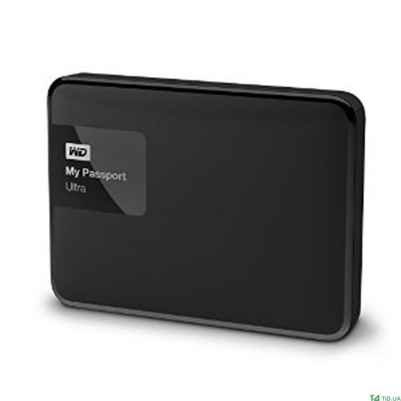 Жесткий диск WD My Passport Ultra WDBGPU0010BBK