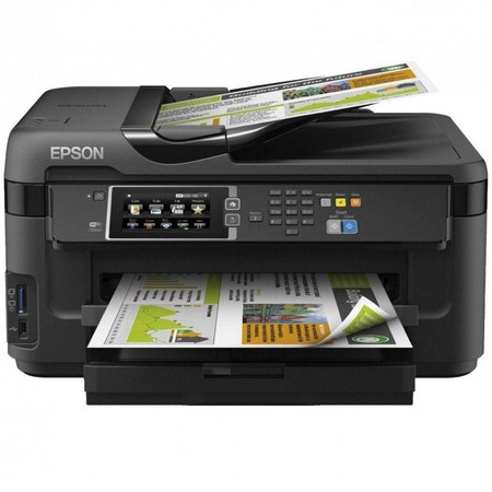 МФУ Epson WorkForce WF-7610DWF