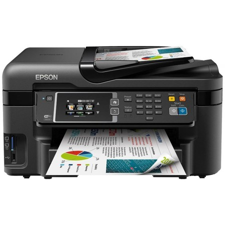 МФУ Epson WorkForce WF-3620DWF (C11CD19302)