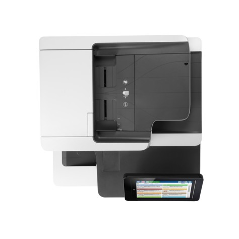 Принтер HP Color LaserJet Enterprise M577dn (B5L46A)