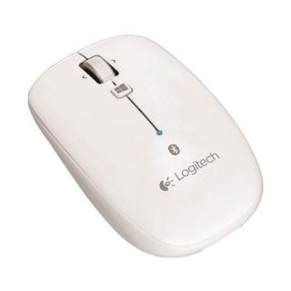 Logitech M557 Bluetooth Mouse White (эконом упаковка)