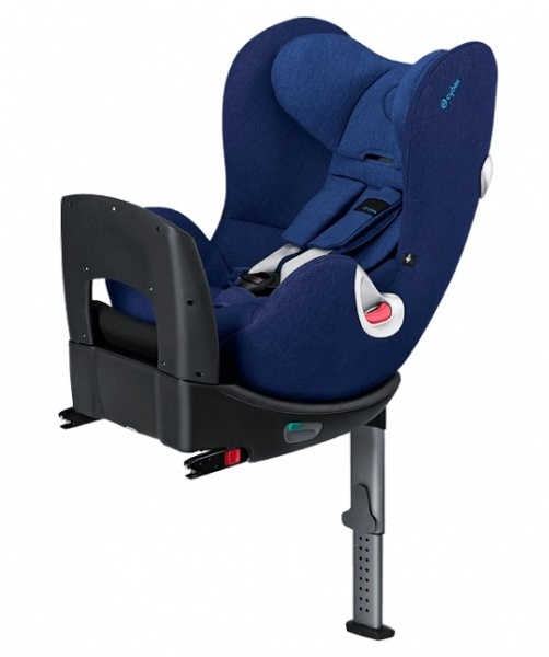 Автокресло Cybex Sirona Plus Royal Blue