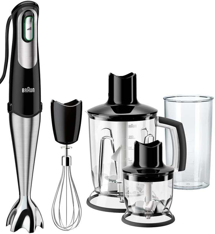Блендер Braun MQ 745 COCKTAIL WH