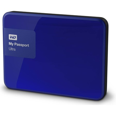 Жесткий диск WD My Passport Ultra WDBGPU0010BBL