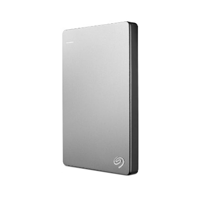 Seagate Backup Plus Slim SuperSpeed 1Tb Silver STDS1000100 (Original Factory Refurbished)