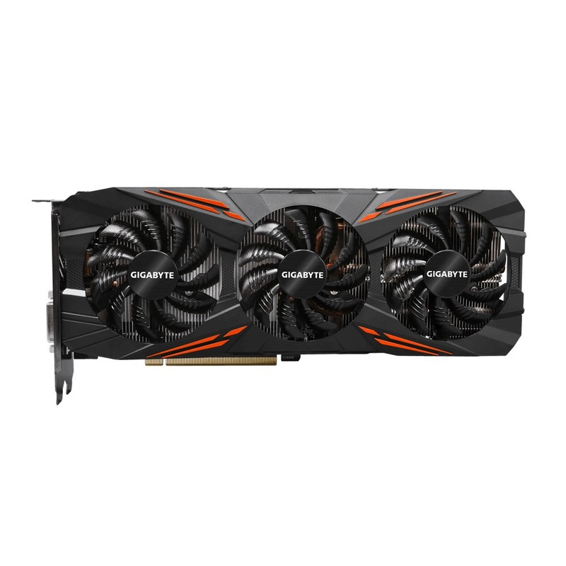 Видеокарта GIGABYTE GeForce GTX 1080 G1 Gaming (GV-N1080G1 GAMING-8GD)
