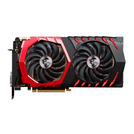 Видеокарта MSI GeForce GTX 1070 Gaming X 8G