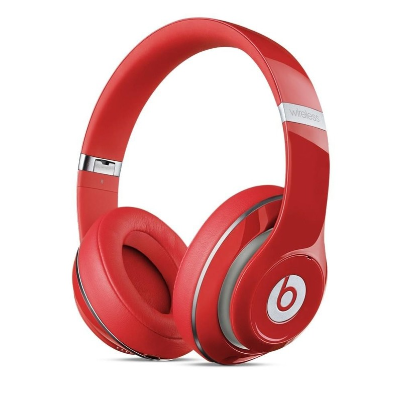 Наушники/гарнитура для телефона Beats by Dr. Dre Studio Wireless Red (MH8K2)