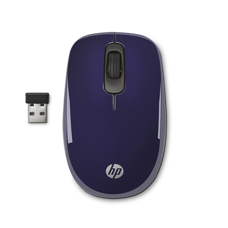 Мышь HP Z3600 Purple (J1B53AA)