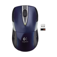 Мышь LOGITECH M525 Wireless Mouse Navy/Grey (эконом упаковка)