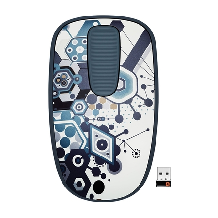 Logitech T400 Zone Touch Mouse Fusion Party (эконом упаковка)