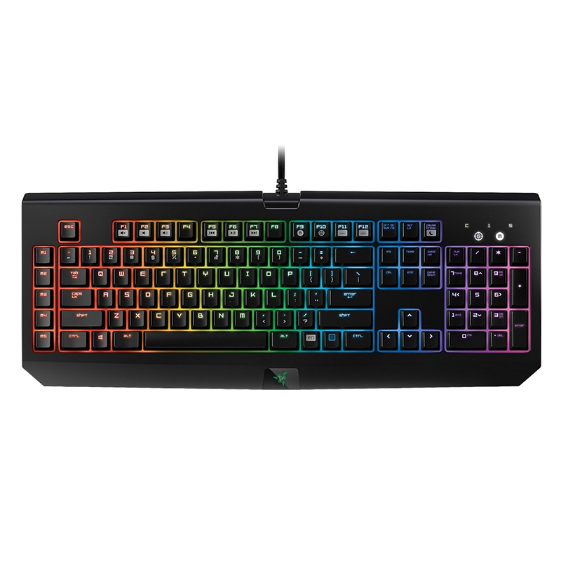 Клавиатура Razer Blackwidow Chroma Mechanical Gaming Keyboard