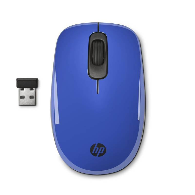 Мышь HP Z3600 Blue/Black (J1B52AA)