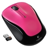 Мышь Logitech M325 Wireless Mouse Brillant Rose (910-003121) (эконом упаковка)