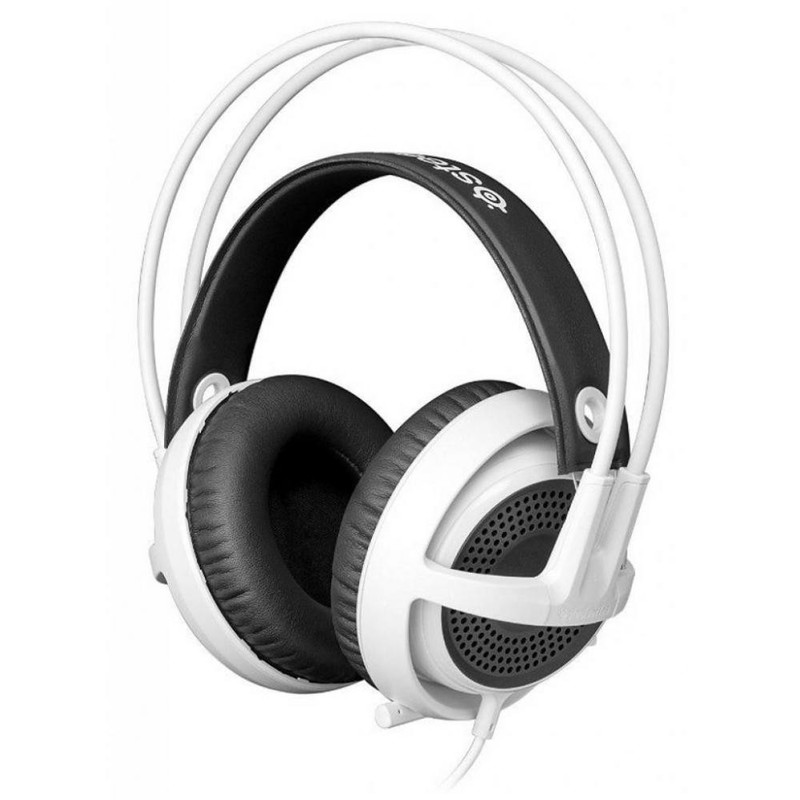 Гарнитура для компьютера SteelSeries Siberia V3 White (61356) Original Factory RB