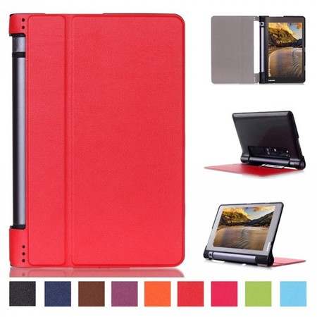 Чехол-книжка BeCover Smart Case для Lenovo Yoga Tablet 3-850 Red