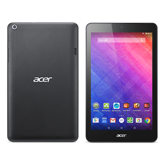 Планшет Acer Iconia One 8 B1-820 16Gb (NT.L9NAA.003) Black