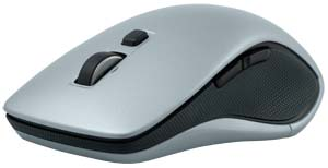 Мышь Logitech M560 Wireless Mouse Silver (910-003910) (эконом упаковка)