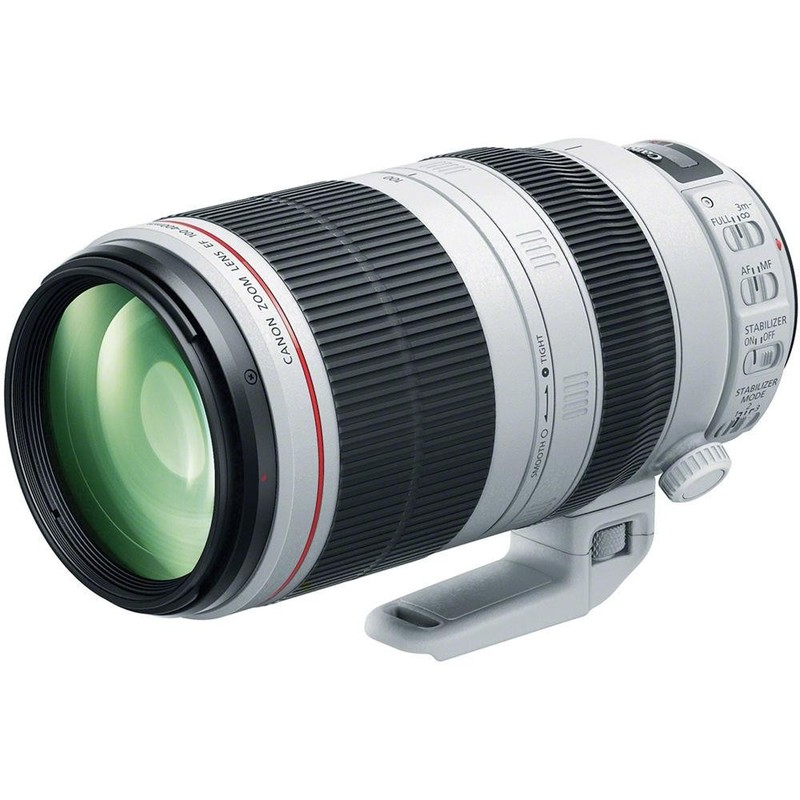 Телеобъектив Canon EF 100-400mm f/4.5-5.6L II IS USM