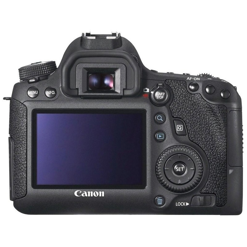 Зеркальный фотоаппарат Canon EOS 6D kit (24-105 mm) IS STM