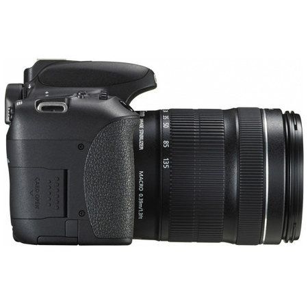 Зеркальный фотоаппарат Canon EOS 760D kit (18-135 mm) EF-S IS STM