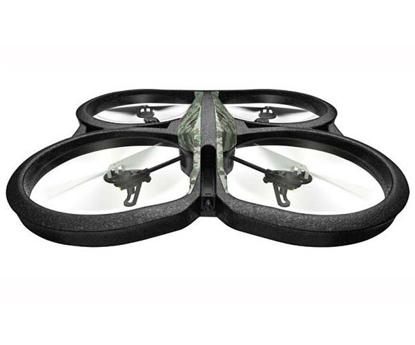 Квадрокоптер Parrot AR. Drone 2.0 Elite Edition (Jungle)