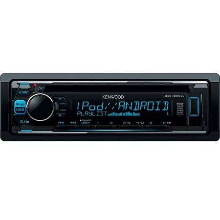 Автомагнитола Kenwood KDC-300UV