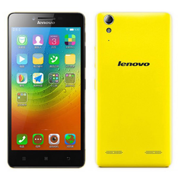 Lenovo K30W (Yellow)