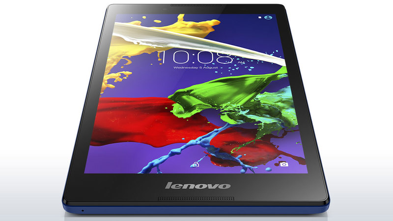 Планшет Lenovo Tab 2 A8-50F 16Gb Blue (ZA030046US)