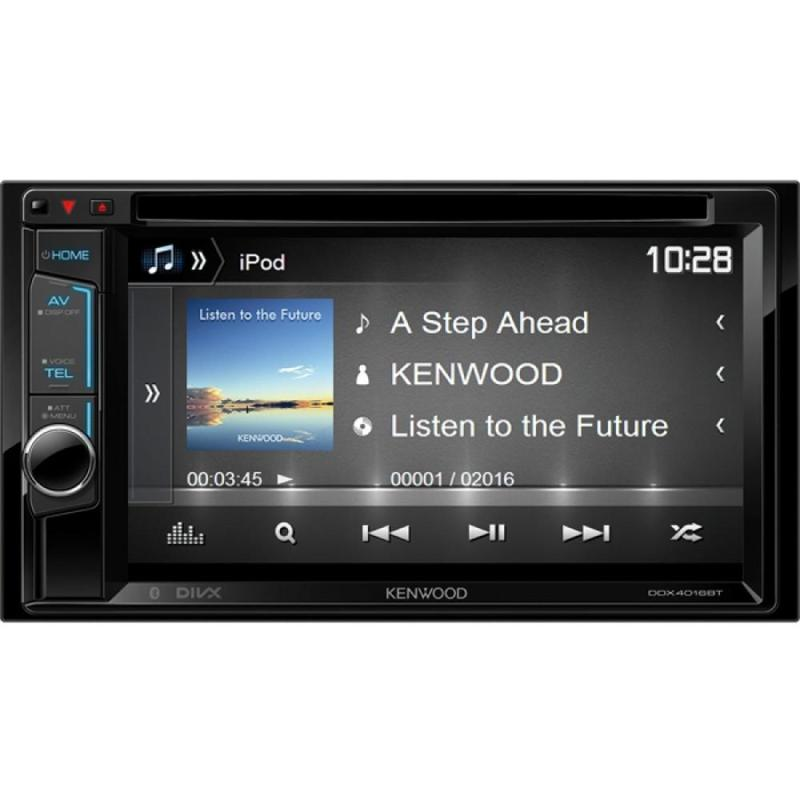 Автомагнитола Kenwood DDX-4016BT