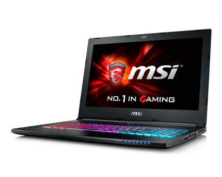 Ноутбук MSI GS60 2QD Ghost Pro (GS602QD-607US)