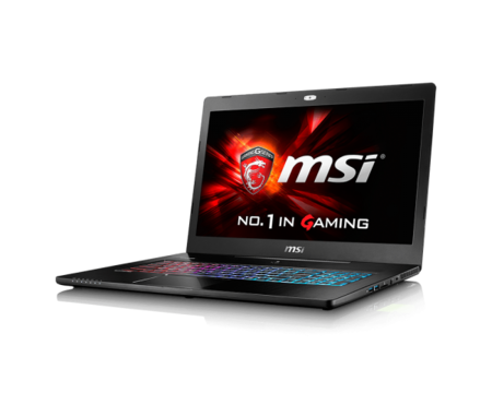 Ноутбук MSI GS72 6QE Stealth Pro (GS726QE-202US)