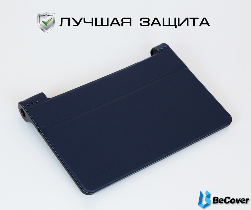Чехол-книжка BeCover Smart Case для Lenovo Yoga Tablet 3-850 Deep Blue