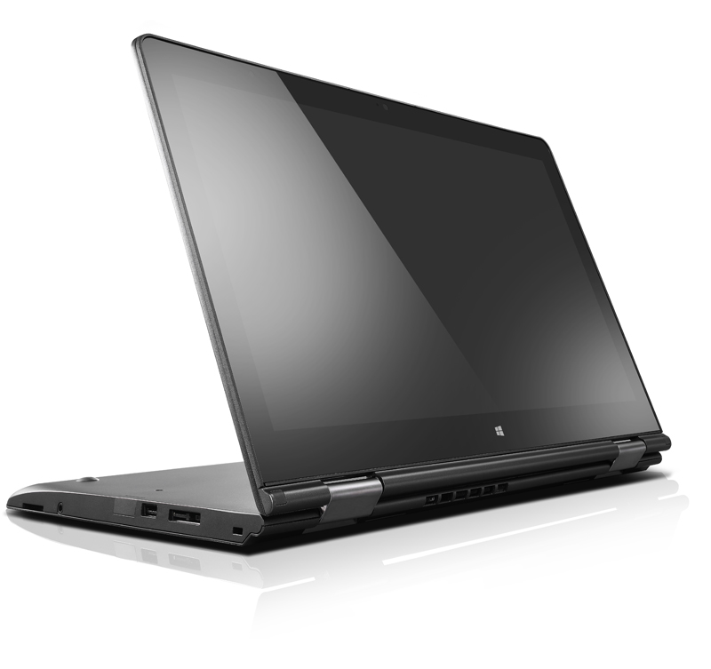 Ультрабук Lenovo ThinkPad Yoga 15 (20DQ0083US)